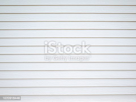 White colour wood plank wall horizontal surface background