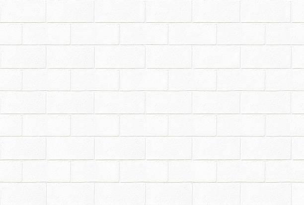 weißer beton wand textur - betonblock wände stock-fotos und bilder