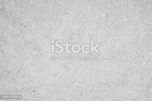 istock White concrete wall for interiors or outdoor exposed surface pol 1211775112