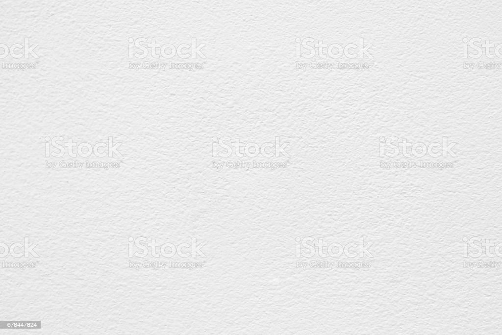 White Concrete Wall Texture Background. stock photo