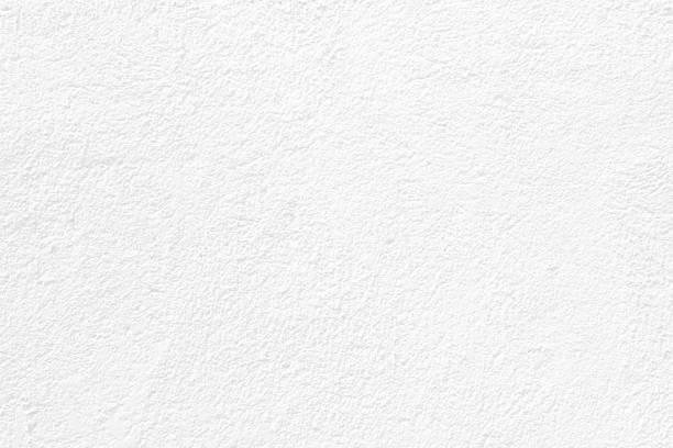 fundo de textura de parede branca de concreto. - descrição geral - fotografias e filmes do acervo