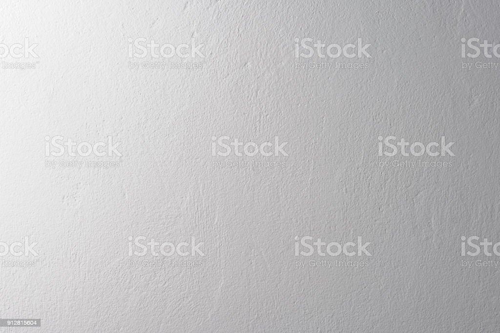 White concrete wall texture background stock photo