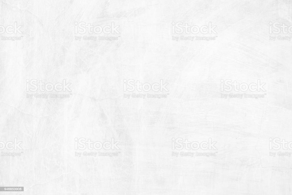 Fond de Texture de mur en béton blanc. - Photo