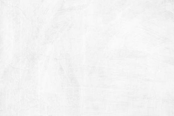 white concrete wall texture background. - paint texture stock pictures, royalty-free photos & images