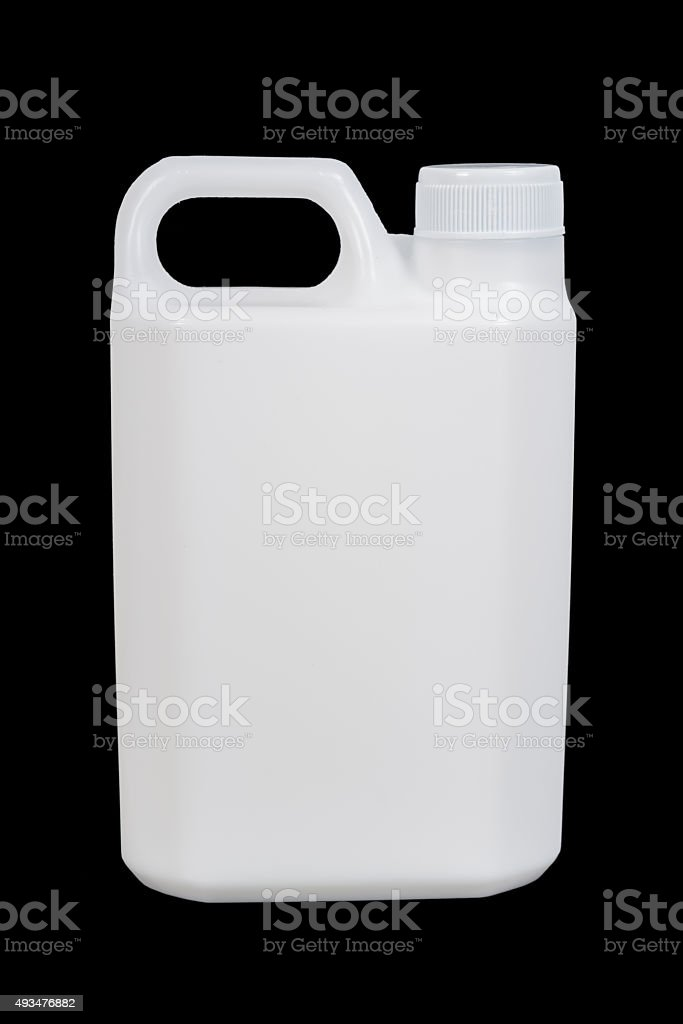 white container stock photo