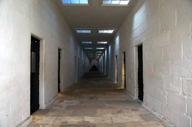 White corridor, Port Arthur