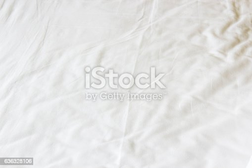 white bed sheet texture. White Crumpled Bed Sheet Texture Background Stock Photo \u0026 More Pictures Of Above | IStock E
