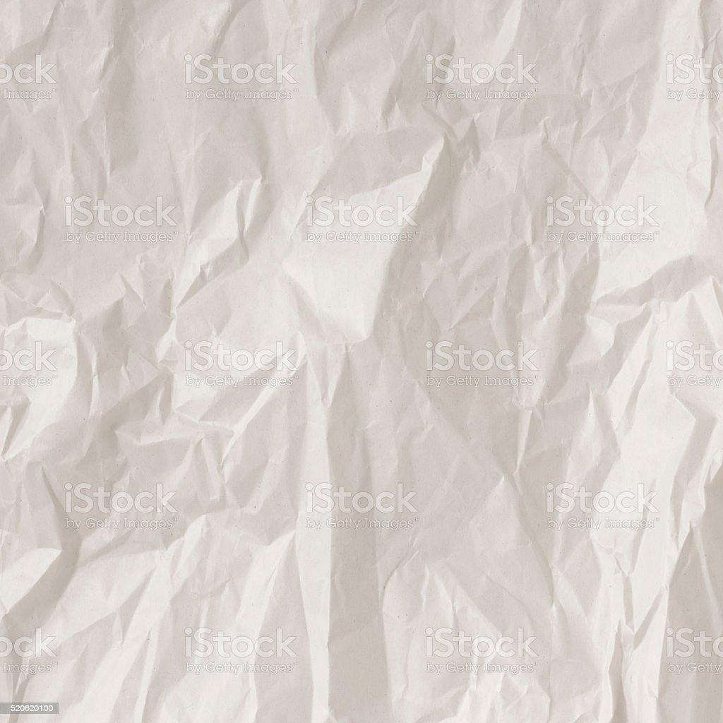 Sfondo Bianco Carta Increspata Fotografie Stock E Altre Immagini