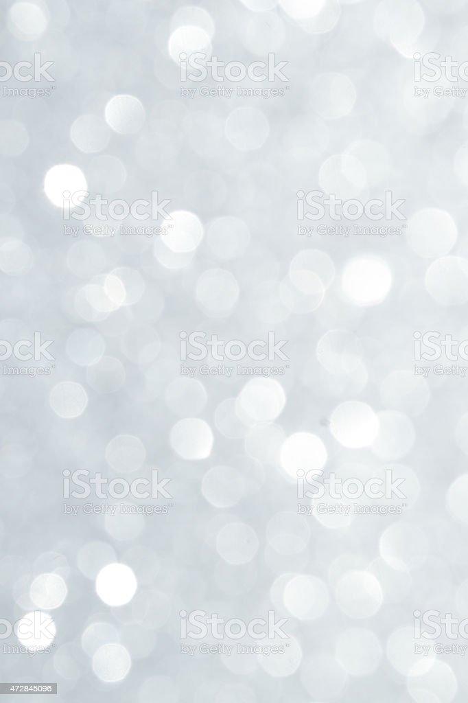 White Crystal Glitter Background stock photo