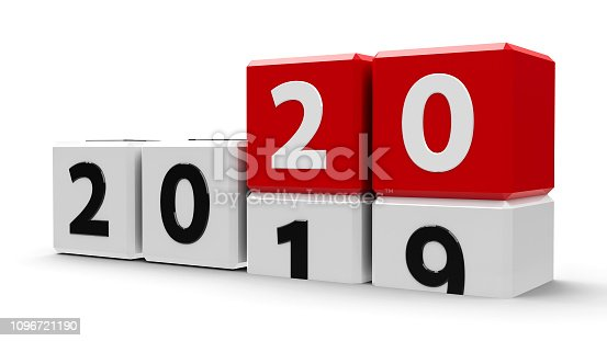 istock White cubes 2020 #2 1096721190