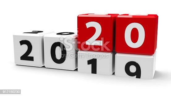 istock White cubes 2020 912150230
