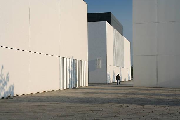 Cubes blanc - Photo