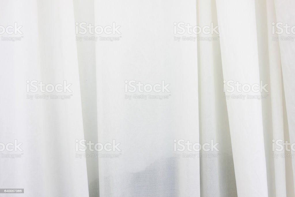 White Curtain Backdrop With Light Royalty Free Stock Photo