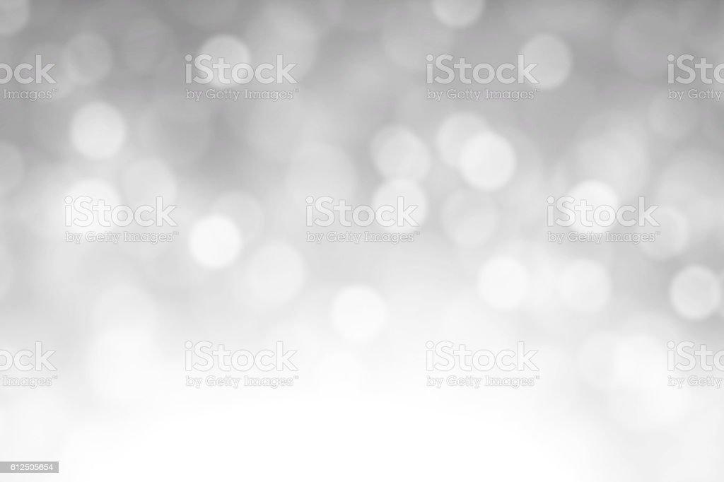 White Defocused Lights Background stock photo
