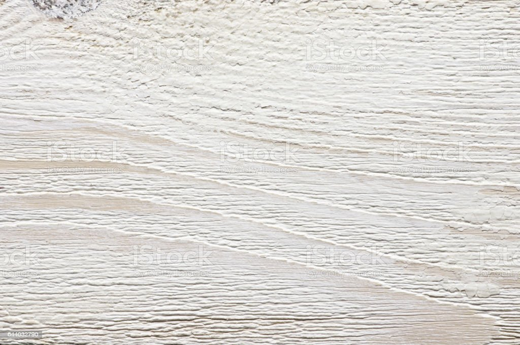White Distressed Wood Texture Royalty Free Stock Photo