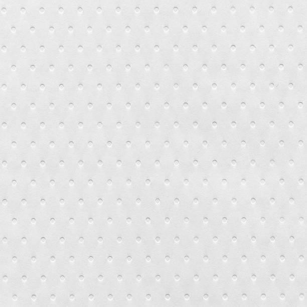 white dot patterned wallpaper - tupfen wände stock-fotos und bilder