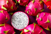 White Dragon Fruit.