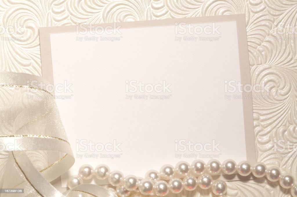 White Elegant Background royalty-free stock photo