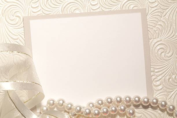 White Elegant Background stock photo