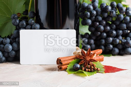 istock White empty business card for your logotype or text 1024227176