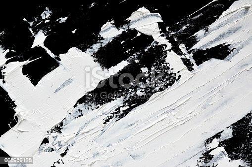 534130204 istock photo White expressive brush strokes 668959128