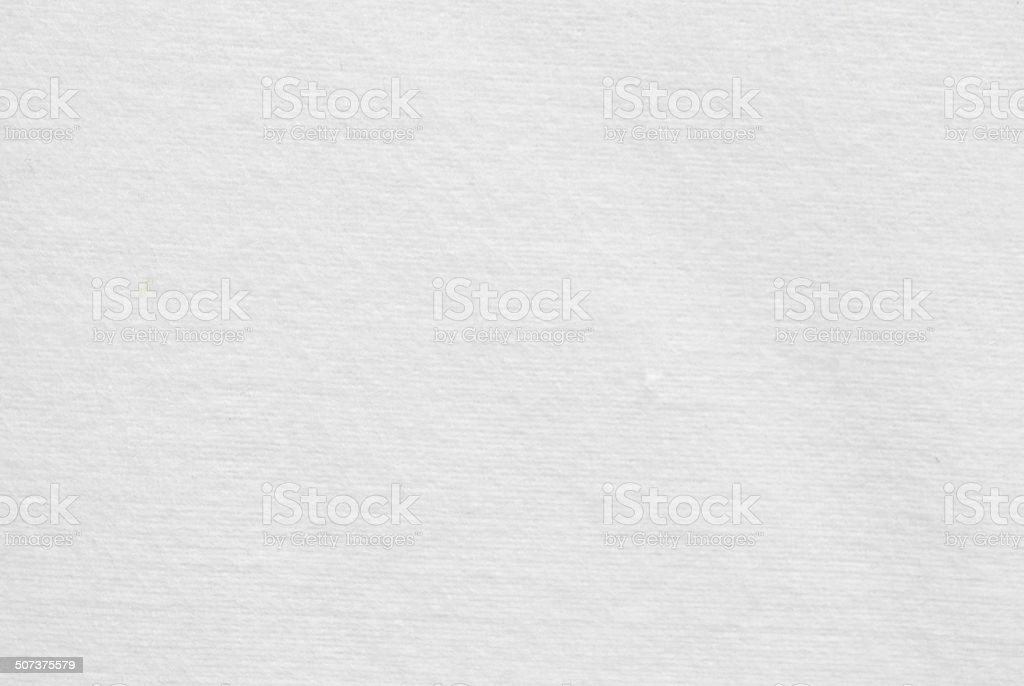 White fabric background or texture stock photo