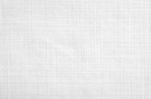 tissu blanc - textile photos et images de collection