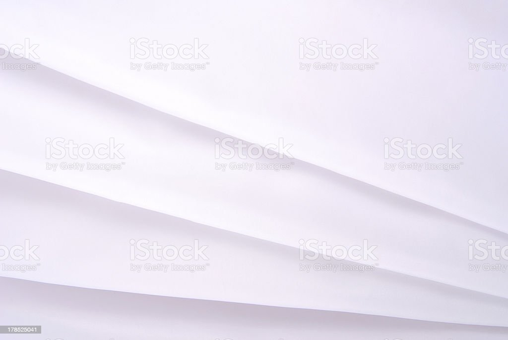 white fabric texture background royalty-free stock photo