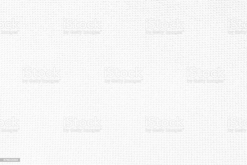 White Fabric  Texture Background. stock photo