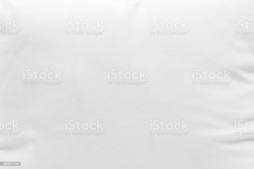 White fabric texture background. stock photo