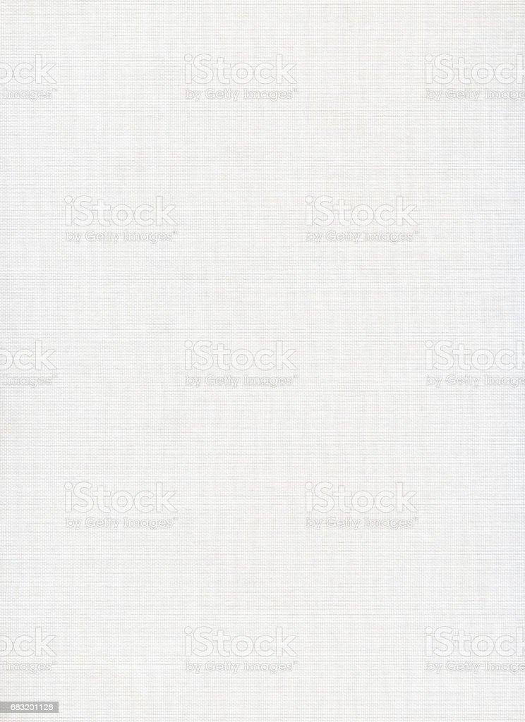 白色織物紋理背景 免版稅 stock photo