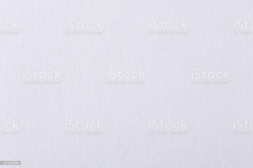White felt abstract background stock photo