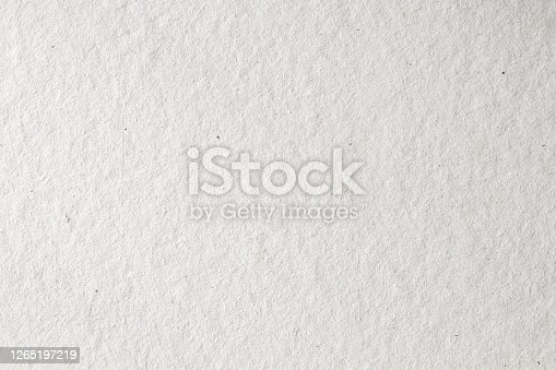 White blank fine paper sheet background or texture