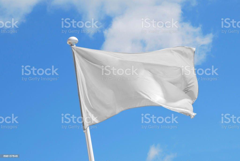 Bandeira Branca - foto de acervo
