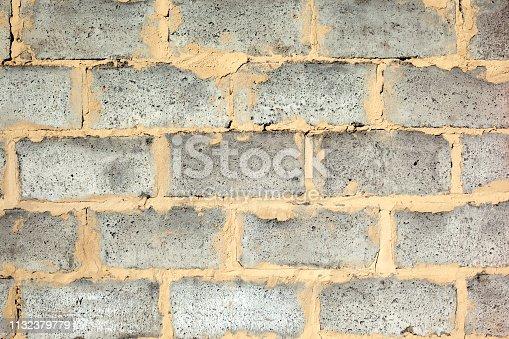 istock white foam block wall 1132379779