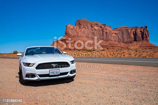 Trz Mustang