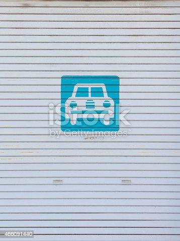 istock white garage door 466091440