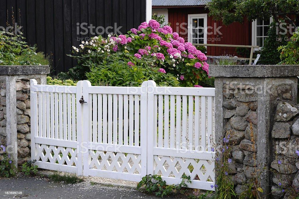 White Gate – Foto
