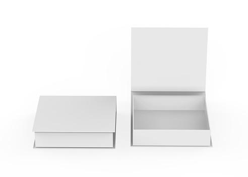 흰색 선물 상자 0명에 대한 스톡 사진 및 기타 이미지