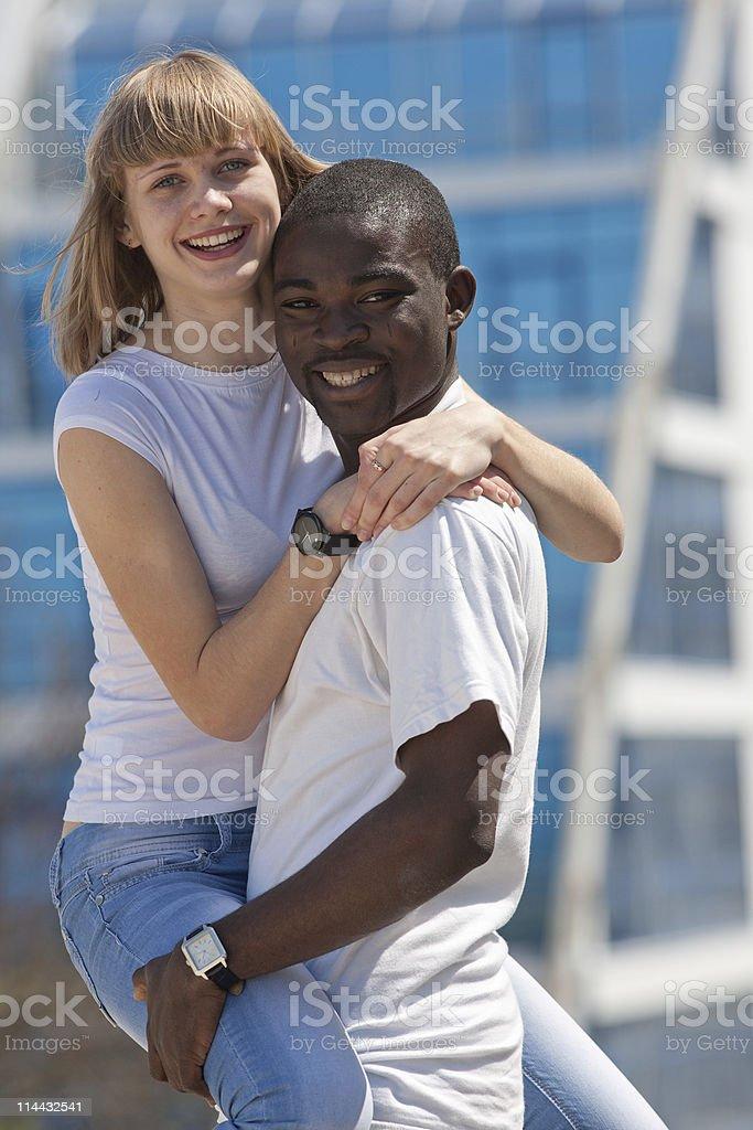 black guy white guy white girl