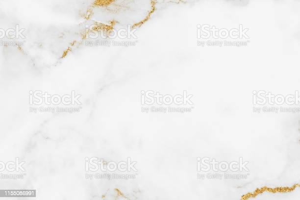 White Gold Marble Texture Pattern Background With High Resolution Design For Cover Book Or Brochure Poster Wallpaper Background Or Realistic Business - zdjęcia stockowe i więcej obrazów Abstrakcja