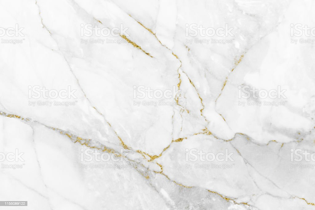 White Gold Marble Texture Pattern Background With High Resolution Design For Cover Book Or Brochure Poster Wallpaper Background Or Realistic Business Stock Photo Download Image Now Istock