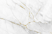 istock White gold marble texture pattern background with high resolution design for cover book or brochure, poster, wallpaper background or realistic business 1155089122