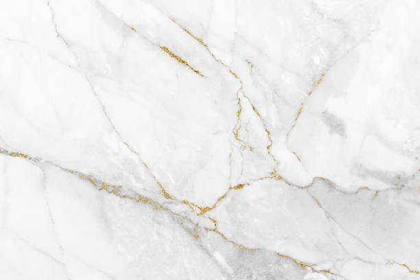 vit guld marmor textur mönster bakgrund med hög upplösning design för omslags bok eller broschyr, affisch, tapet bakgrund eller realistiska affärer - marble bildbanksfoton och bilder