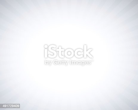 istock White gray abstract background with light ray around border 491729409