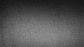 istock White gray black linen canvas. The  gradient background image, texture. 1096053488