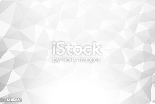 White gray geometric wallpaper background