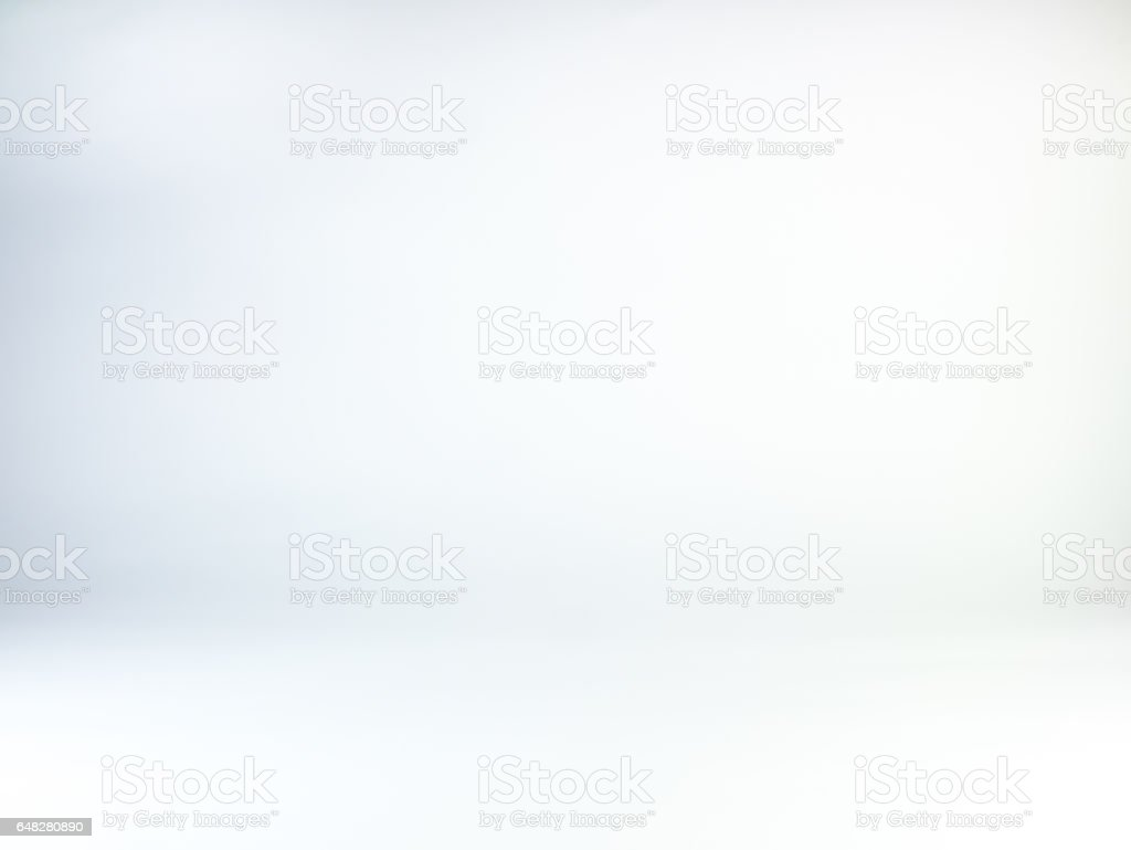 White gray gradient background. Abstract Background.