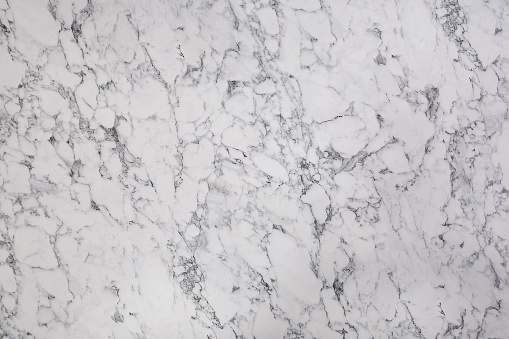 White gray marble texture with subtle grey veins