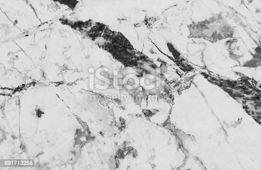 istock White gray marble texture with subtle grey veins 691713258